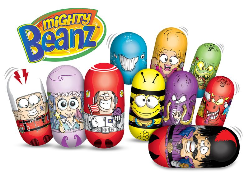 Mighty Beanz-1